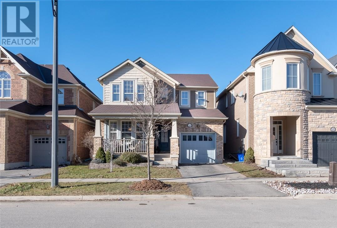 House for sale at 133 Willet Terrace Milton Ontario - MLS: W4324478