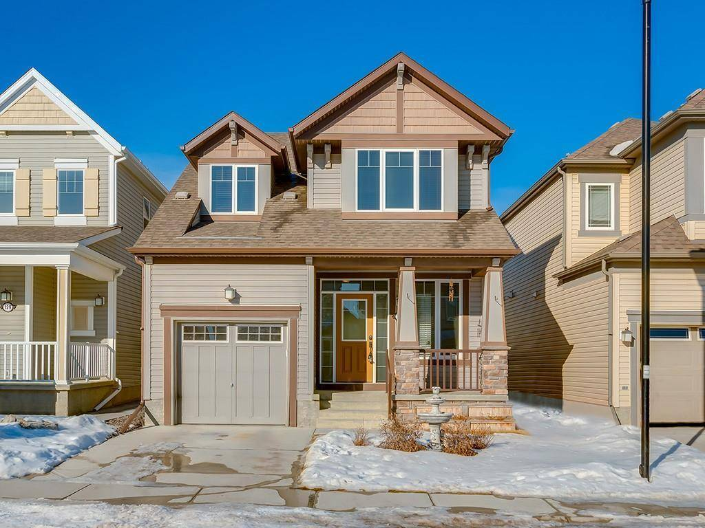 House for sale at 133 Windgate Cs Sw Windsong, Airdrie Alberta - MLS: C4287831