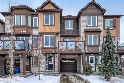 Townhouse for sale at 133 Windstone Ave Southwest Airdrie Alberta - MLS: C4288754