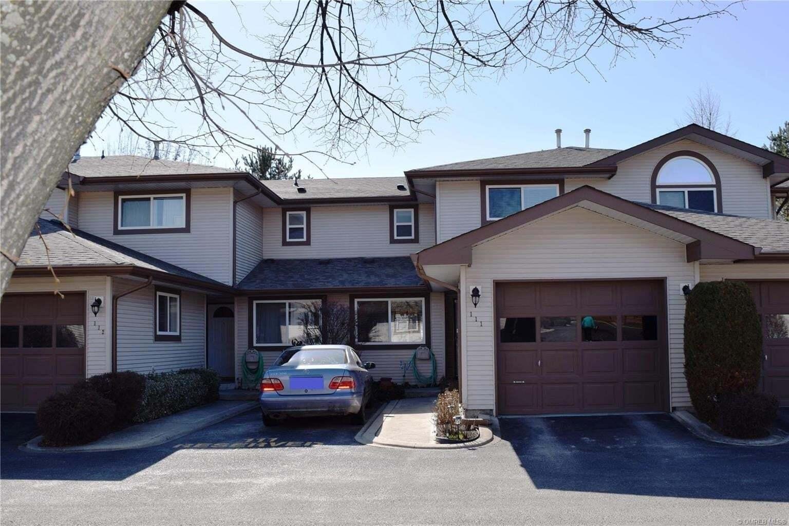 Townhouse for sale at 133 Wyndham Cres Kelowna British Columbia - MLS: 10201555