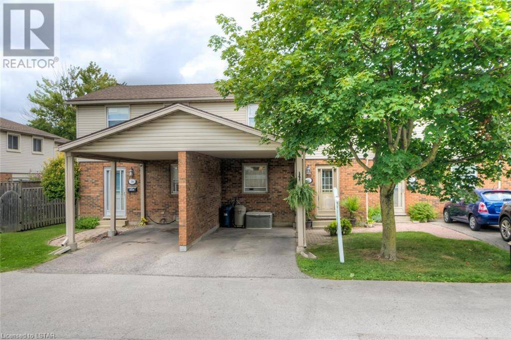 Townhouse for sale at 48 Jalna Blvd Unit 1330 London Ontario - MLS: 220784