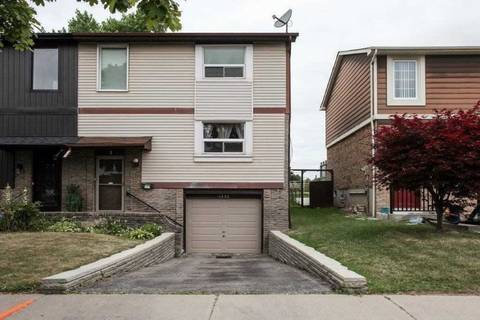 Townhouse for sale at 1330 Brands Ct Pickering Ontario - MLS: E4754952
