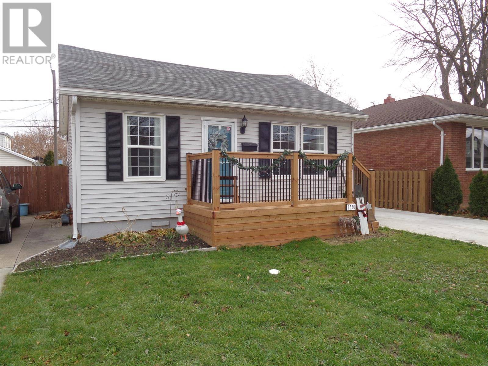 House for sale at 1330 Central Ave Windsor Ontario - MLS: 19028843
