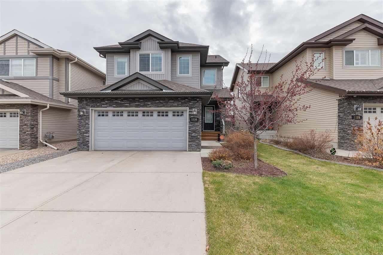 House for sale at 1330 Cunningham Dr SW Edmonton Alberta - MLS: E4196944