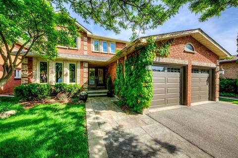 House for sale at 1330 Greenridge Circ Oakville Ontario - MLS: W4484782
