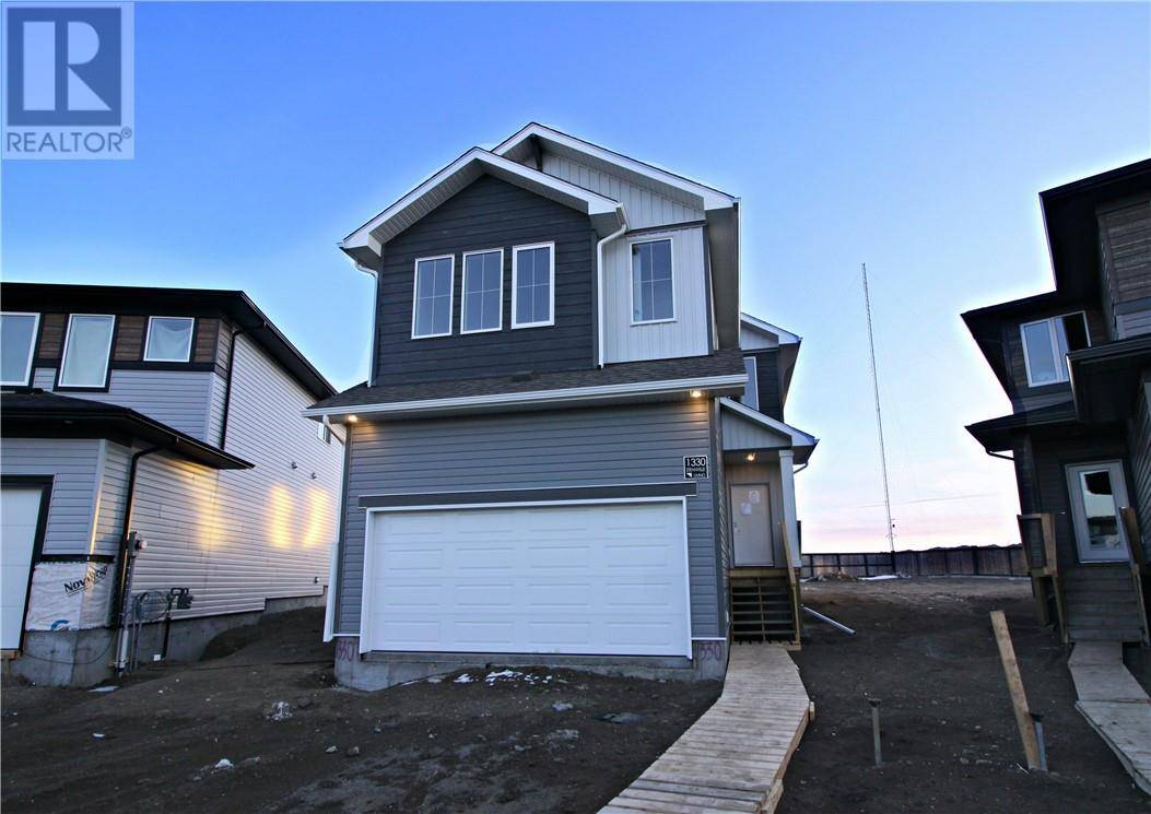 House for sale at 1330 Pacific Circ W Lethbridge Alberta - MLS: ld0190731