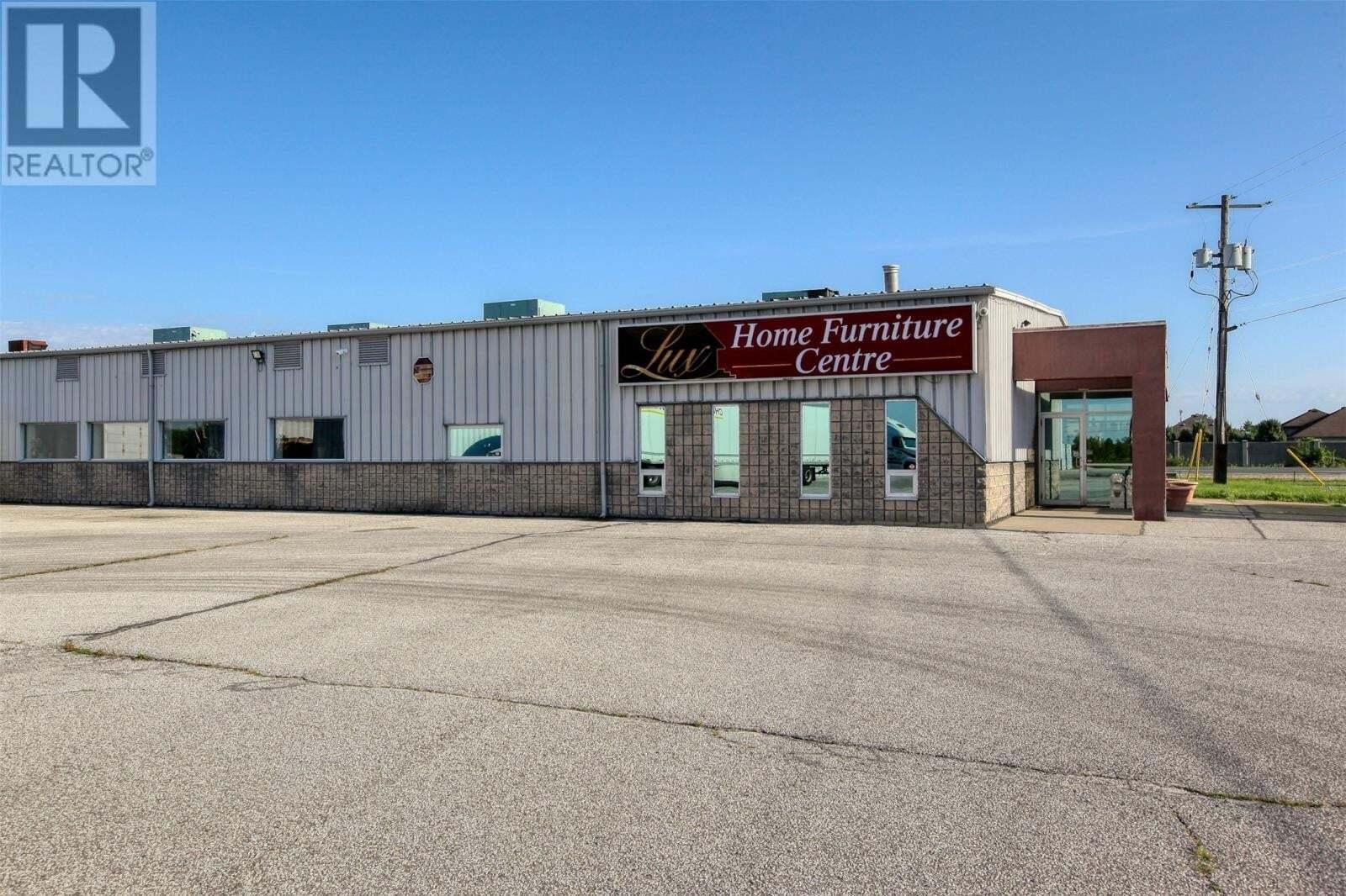 Commercial property for sale at 13300 Desro  Tecumseh Ontario - MLS: 20010740