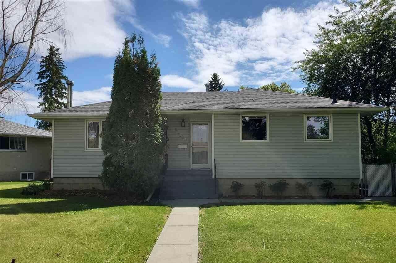 House for sale at 13303 124 Av NW Edmonton Alberta - MLS: E4198929