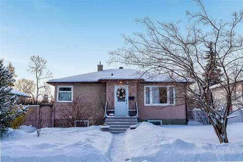 House for sale at 13307 107a Ave Nw Edmonton Alberta - MLS: E4143313