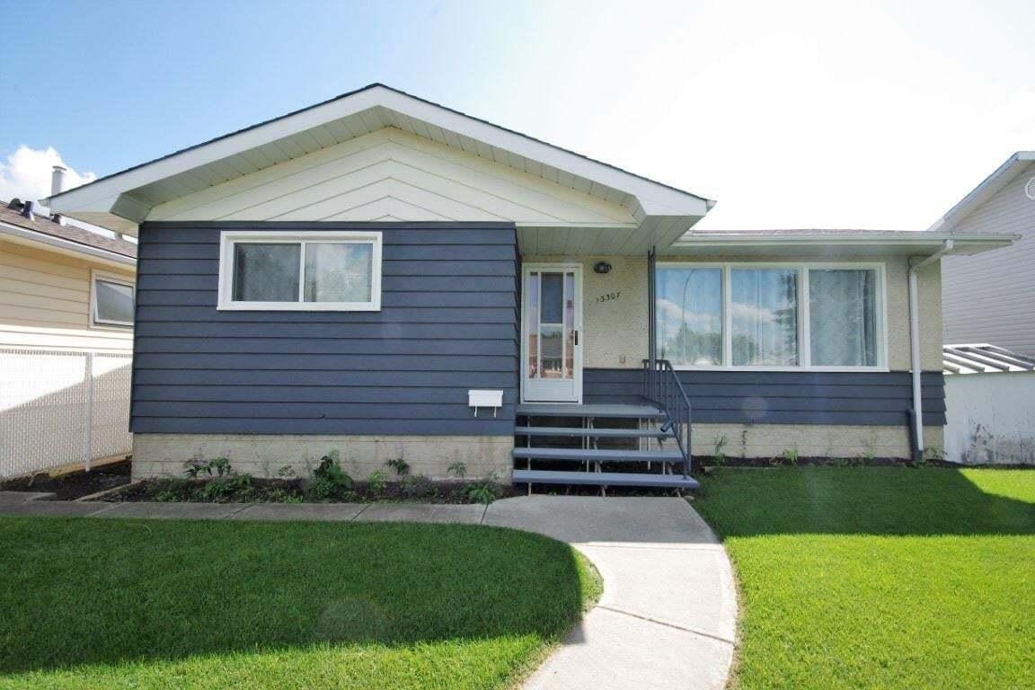 House for sale at 13307 133 Av NW Edmonton Alberta - MLS: E4210118