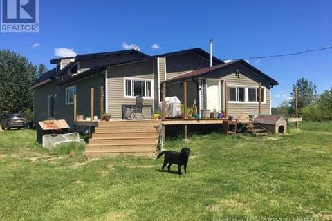 House for sale at 13307 Township Rd Edson Rural Alberta - MLS: 48913