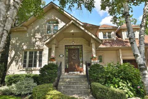 House for sale at 1331 Amber Cres Oakville Ontario - MLS: W4852755