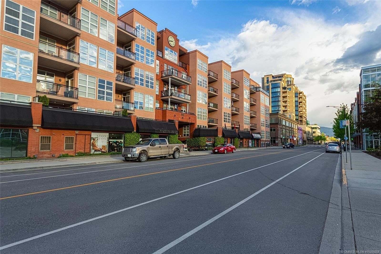 Condo for sale at 1331 Ellis St Kelowna British Columbia - MLS: 10205084