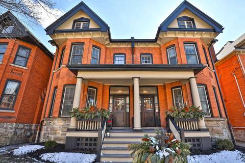 Townhouse for sale at 133 Markland St Hamilton Ontario - MLS: X4446637