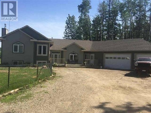 House for sale at 13314 Tea Creek Estates Fort St. John British Columbia - MLS: R2394213