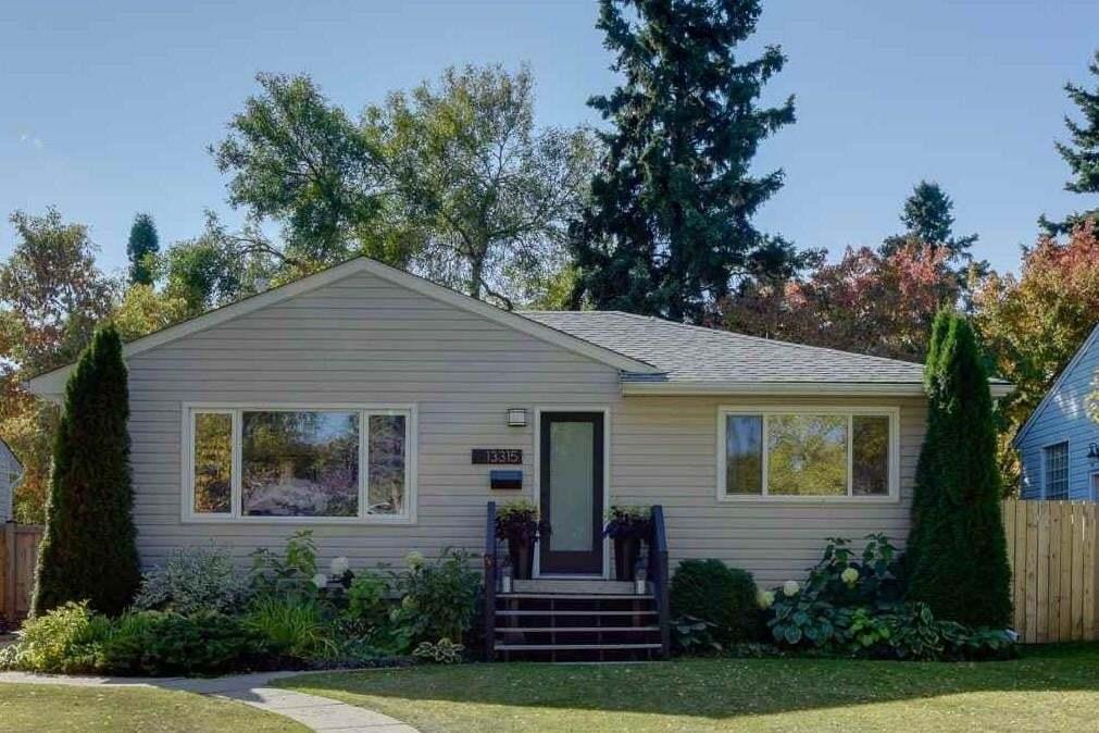 House for sale at 13315 110 Av NW Edmonton Alberta - MLS: E4215457