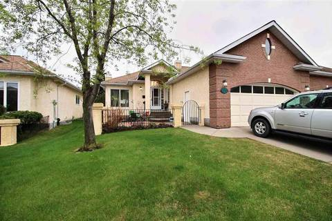 Townhouse for sale at 1332 Potter Greens Dr Nw Edmonton Alberta - MLS: E4157333