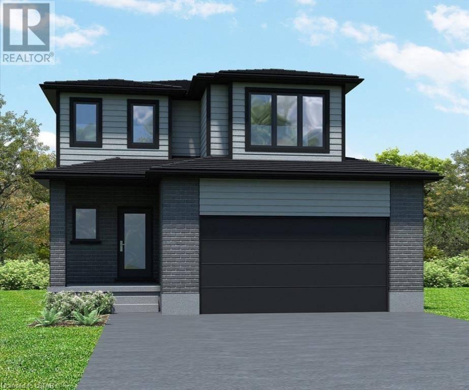 House for sale at 1332 Twilite Blvd London Ontario - MLS: 234996