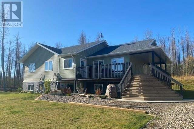 House for sale at 13321 244 Rd Charlie Lake British Columbia - MLS: R2504940