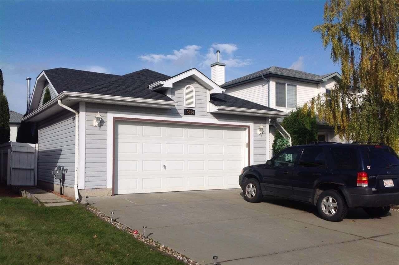 House for sale at 13324 154a Av NW Edmonton Alberta - MLS: E4195221