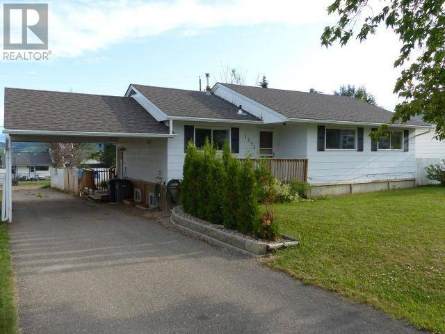 House for sale at 1333 93 Ave Dawson Creek British Columbia - MLS: 179608