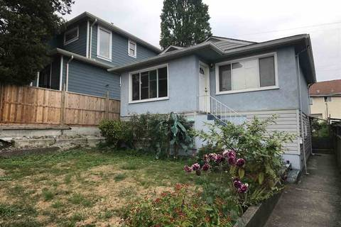 House for sale at 1333 41st Ave E Vancouver British Columbia - MLS: R2389227