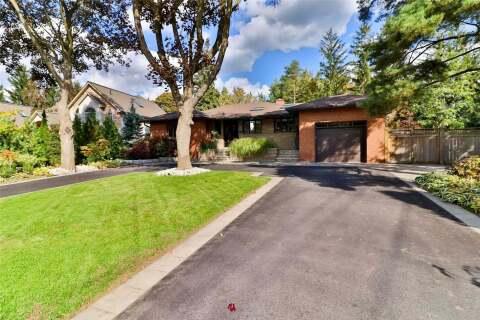House for sale at 1333 Wateska Blvd Mississauga Ontario - MLS: W4958948