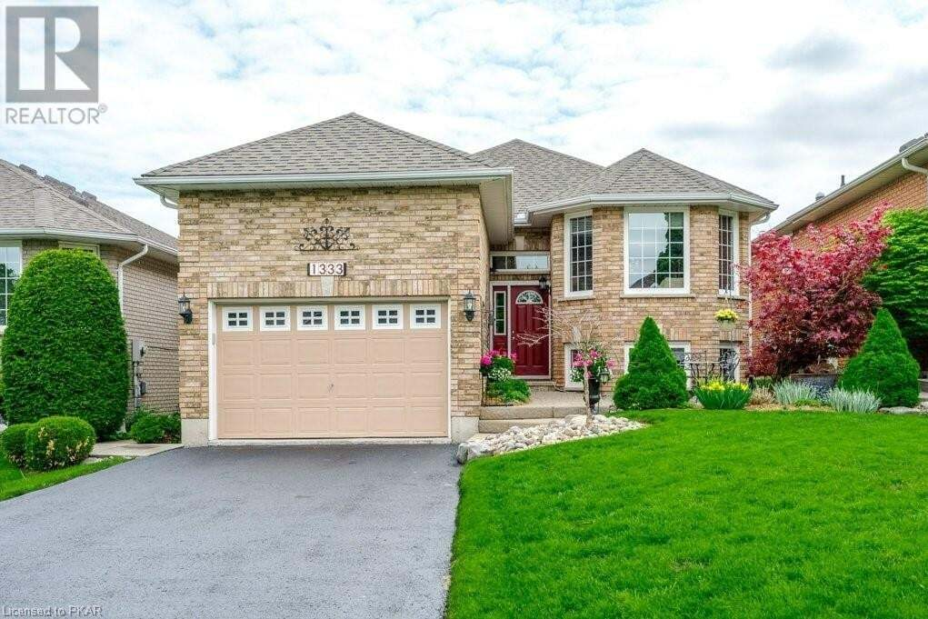 House for sale at 1333 White Cres Peterborough Ontario - MLS: 262996