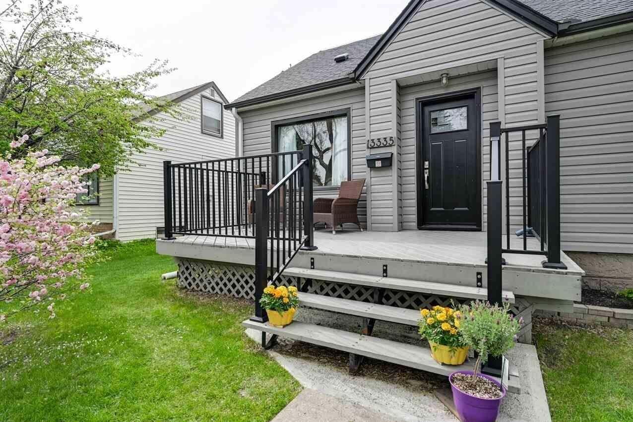 House for sale at 13335 107a Av NW Edmonton Alberta - MLS: E4188277