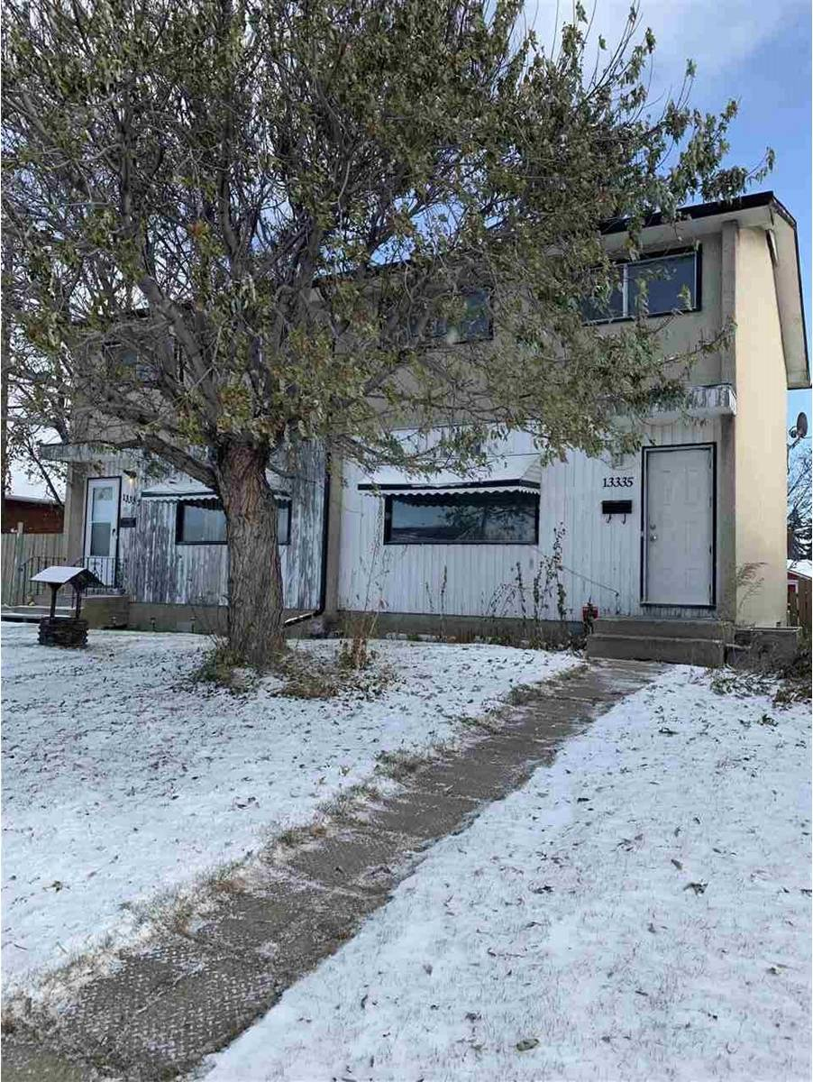 Townhouse for sale at 13335 119 St Nw Edmonton Alberta - MLS: E4189363
