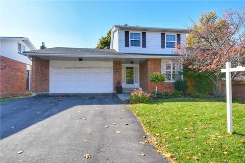 House for sale at 1334 Roxborough Cres Burlington Ontario - MLS: W4620008