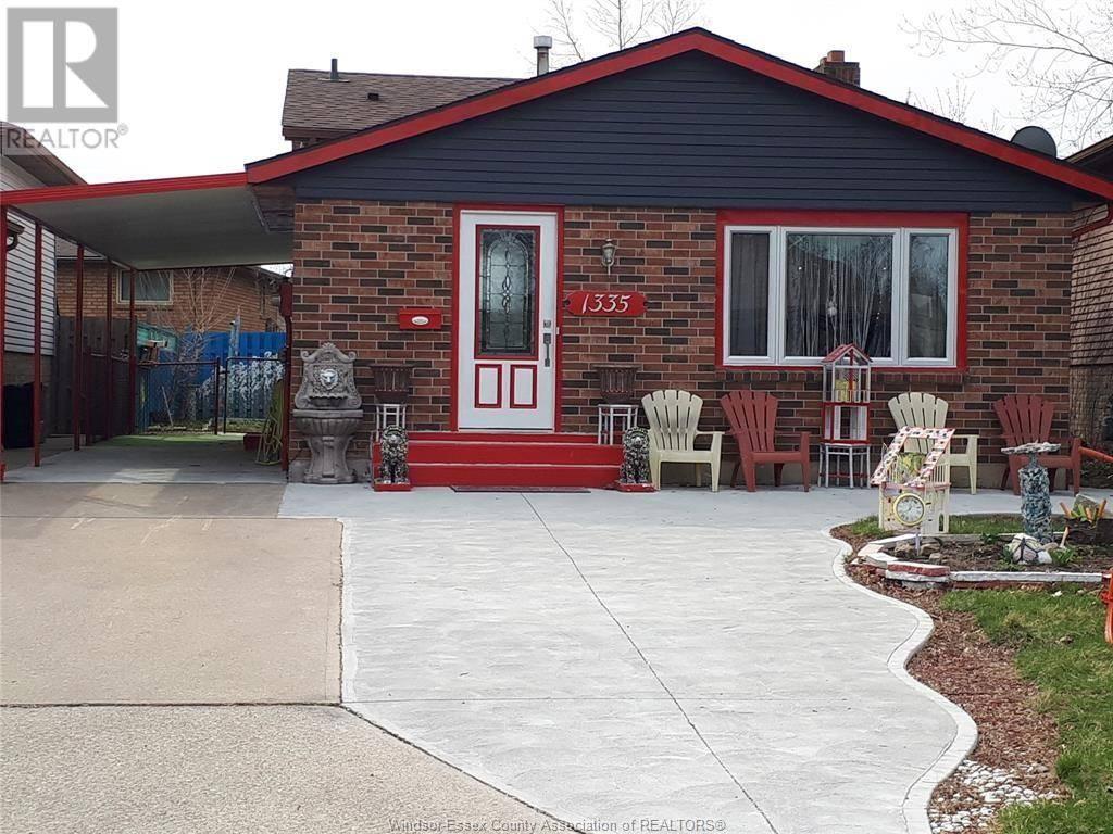 House for sale at 1335 Calvert Ct Windsor Ontario - MLS: 20002205
