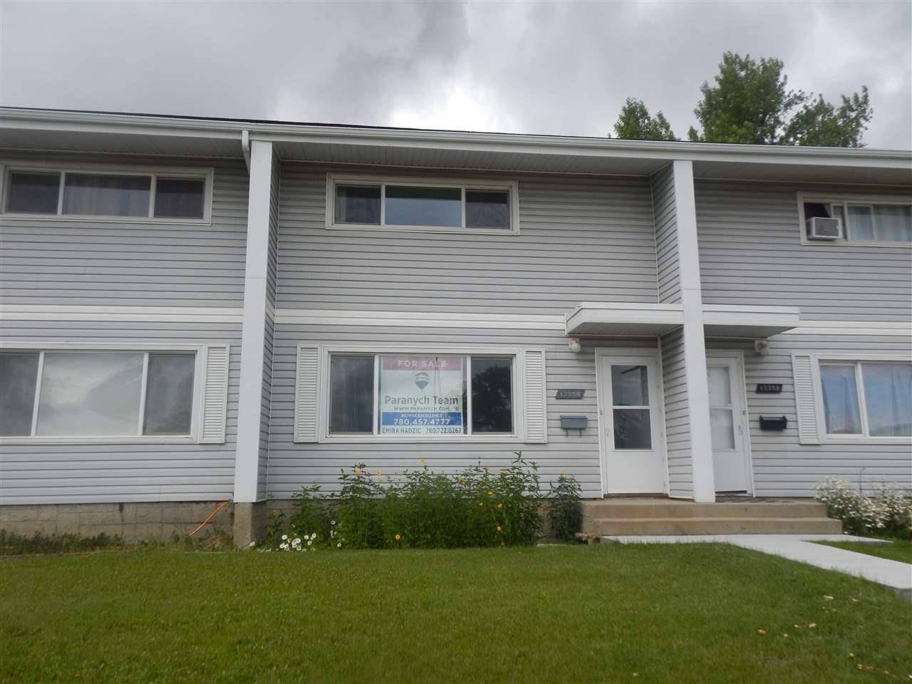 Townhouse for sale at 13350 113a St Nw Edmonton Alberta - MLS: E4164772