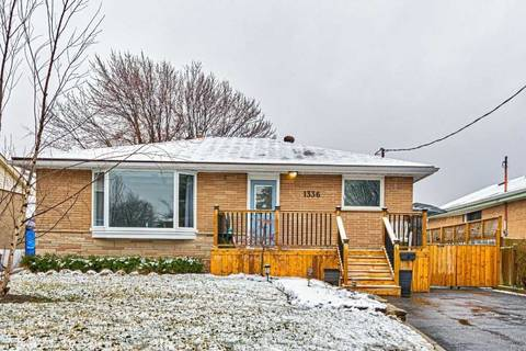 House for sale at 1336 Bunnell Dr Burlington Ontario - MLS: W4731049