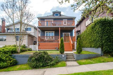 House for sale at 1336 17th Ave E Vancouver British Columbia - MLS: R2349556