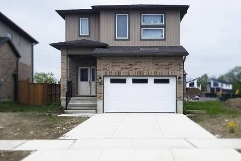 House for sale at 1336 Lawson Rd London Ontario - MLS: X4607145