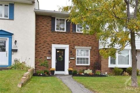 House for sale at 1336 Morrison Dr Ottawa Ontario - MLS: 1212266