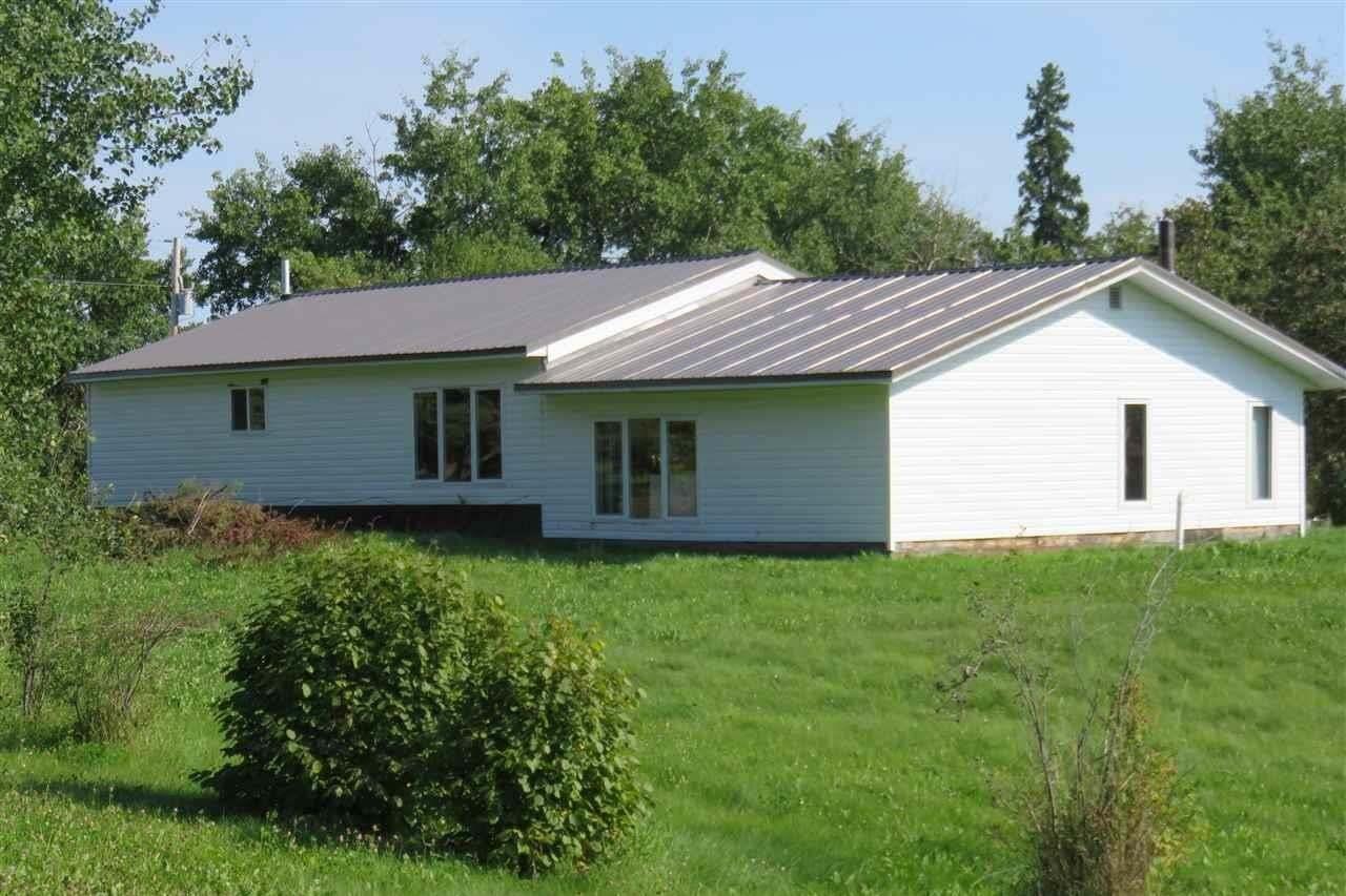 House for sale at 13363 Twp 630 Rd Rural Lac La Biche County Alberta - MLS: E4211005