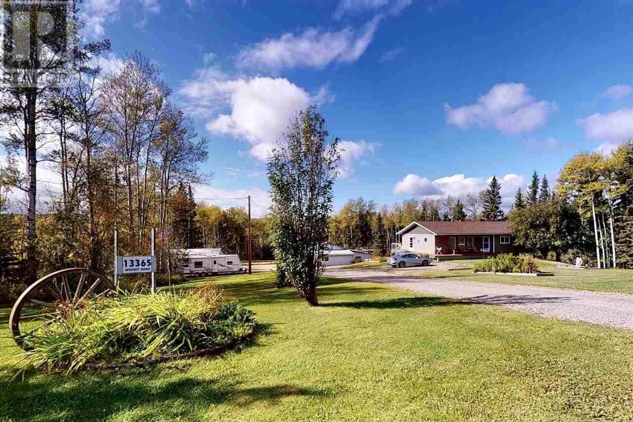 House for sale at 13365 Wright Rd Charlie Lake British Columbia - MLS: R2499592