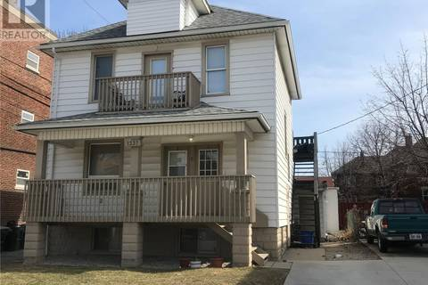 Townhouse for sale at 1337 Assumption  Windsor Ontario - MLS: 19014789
