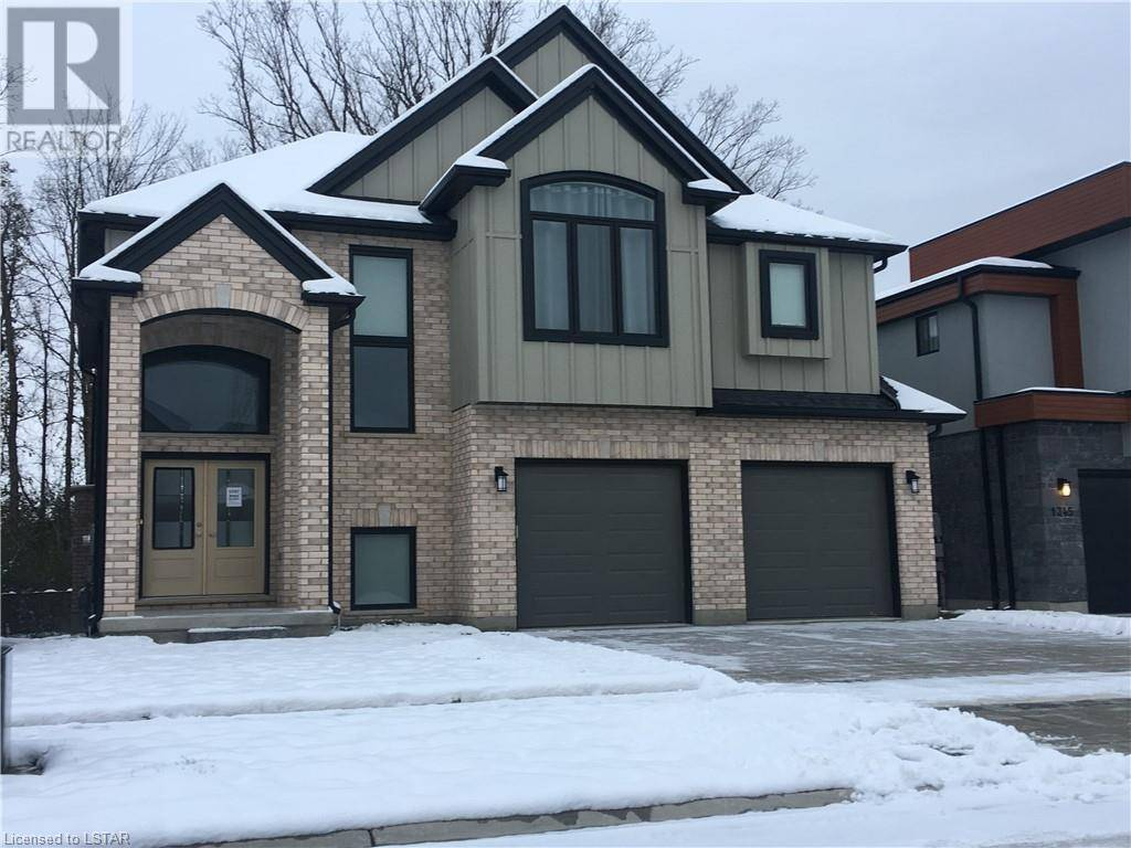House for rent at 1337 Dyer Cres London Ontario - MLS: 233719