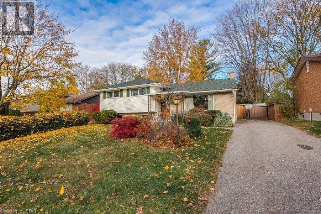 Removed: 1337 Glenora Drive, London, ON - Removed on 2019-11-19 06:03:15
