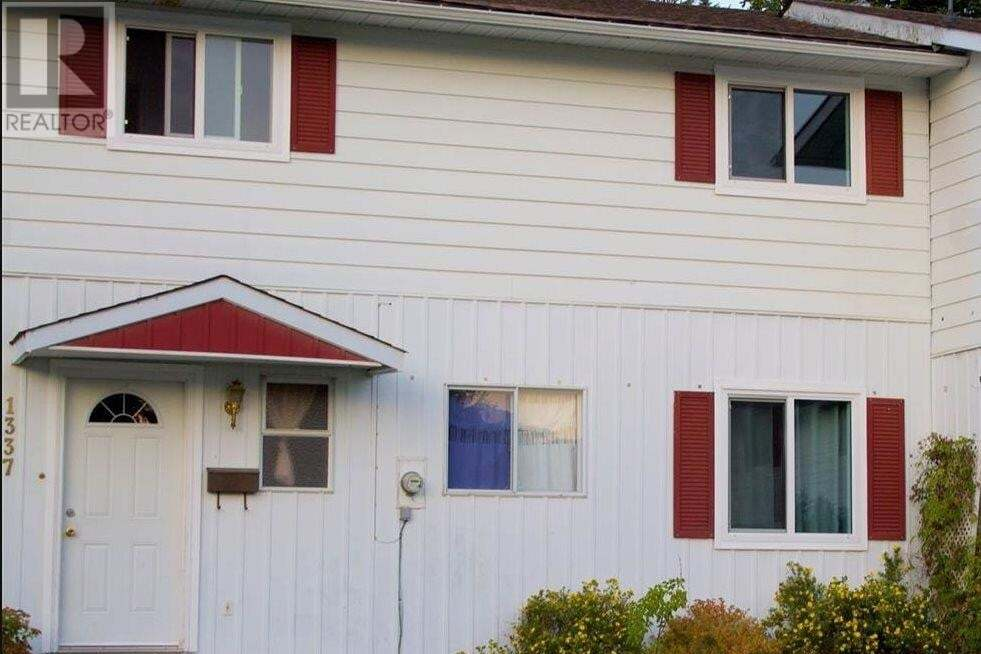 Townhouse for sale at 1337 Tweedsmuir Ave Kitimat British Columbia - MLS: R2471904