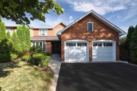 House for sale at 1338 Greenridge Circ Oakville Ontario - MLS: W4864606