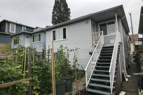 House for sale at 1339 41st Ave E Vancouver British Columbia - MLS: R2391627