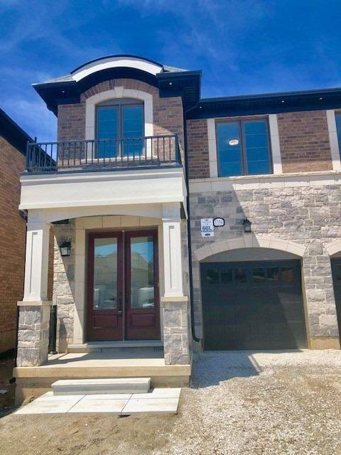 Townhouse for rent at 1339 Farmstead Dr Milton Ontario - MLS: W4485538