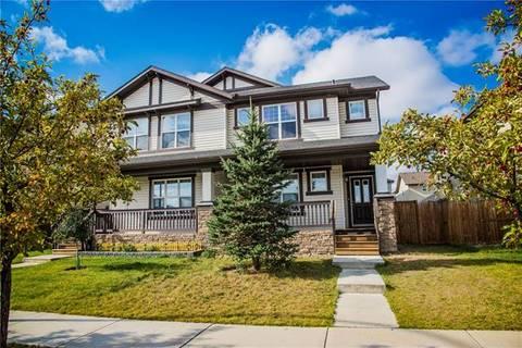 Townhouse for sale at 1339 Panatella Blvd Northwest Calgary Alberta - MLS: C4279018