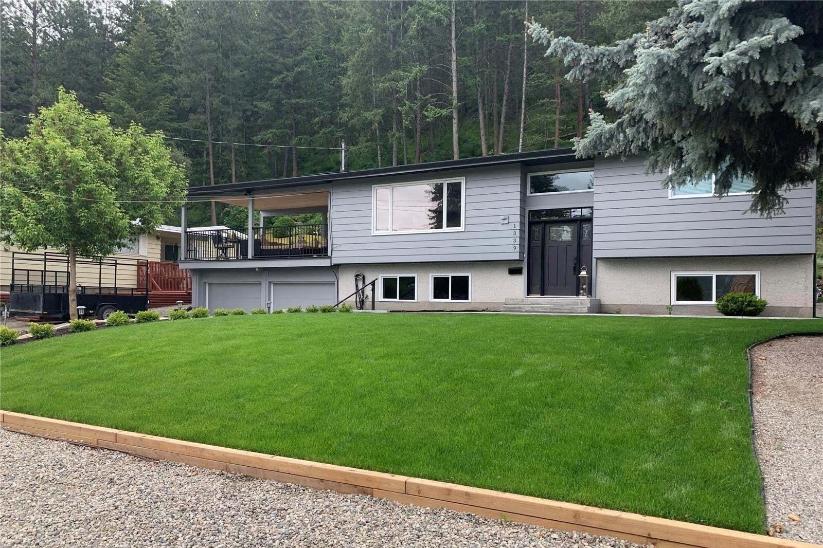 House for sale at 1339 Ponderosa Rd West Kelowna British Columbia - MLS: 10204960
