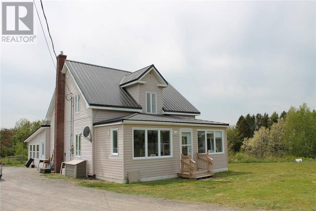 House for sale at 10788 Route 134 Rte Unit 134 St. Louis-de-kent New Brunswick - MLS: M123681