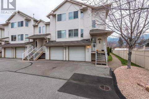Townhouse for sale at 3153 Paris St Unit 134 Penticton British Columbia - MLS: 175786